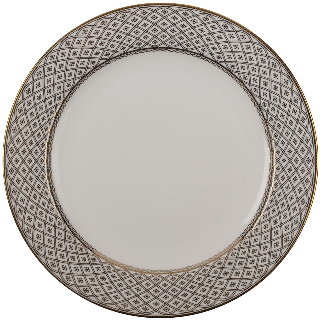 Versailles Gold Dinner Plate | Posh Couture  sc 1 st  Pinterest & Versailles Gold: Dinner Plate | Posh Couture | Golden Touch ...