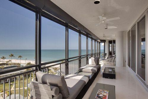 Naples Florida - modern - porch - other metro - Joie Wilson