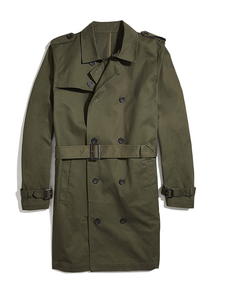 Carson Trench - Goodale - Outerwear : JackThreads