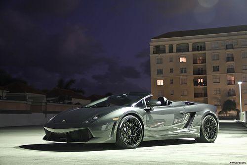 automotivated:  Lamborghini LP560-4 Spyder