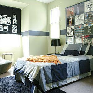 24 Ideas For Headboards Teenager Bedroom Boy Boys Bedroom Colors Master Bedroom Interior