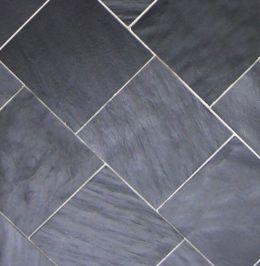 Kitchen Tile Floor With Colored Grout Slate Tile Some Information For You Flooring Slate Tile Slate Wall Tiles Bathroom