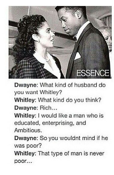 Whitley And Dwayne Quotes