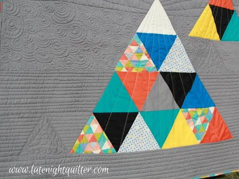 Tips and Tutorials Tuesday – Video Tutorial: How to Cut 60 Degree ... : quilting triangles tips - Adamdwight.com