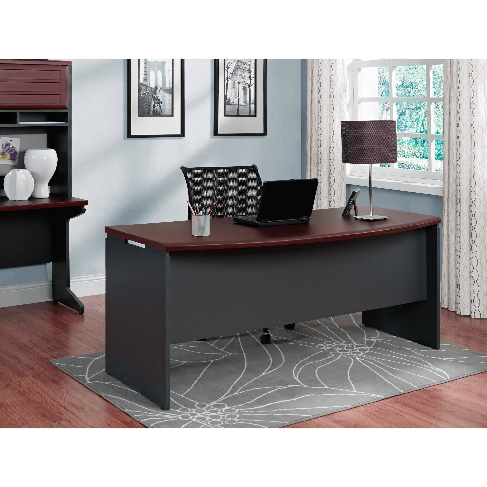 99+ Cherry Wood Executive Desk   Executive Home Office Furniture Check More  At Http: