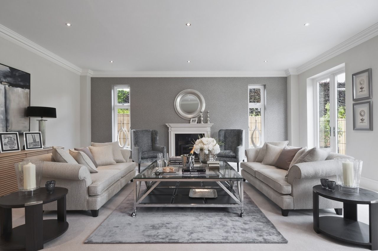 Pin By Alexander James Interiors On What Makes A House A Home? - Living Rooms | Modern Interior Decor, Sophie Paterson Interiors, Interior