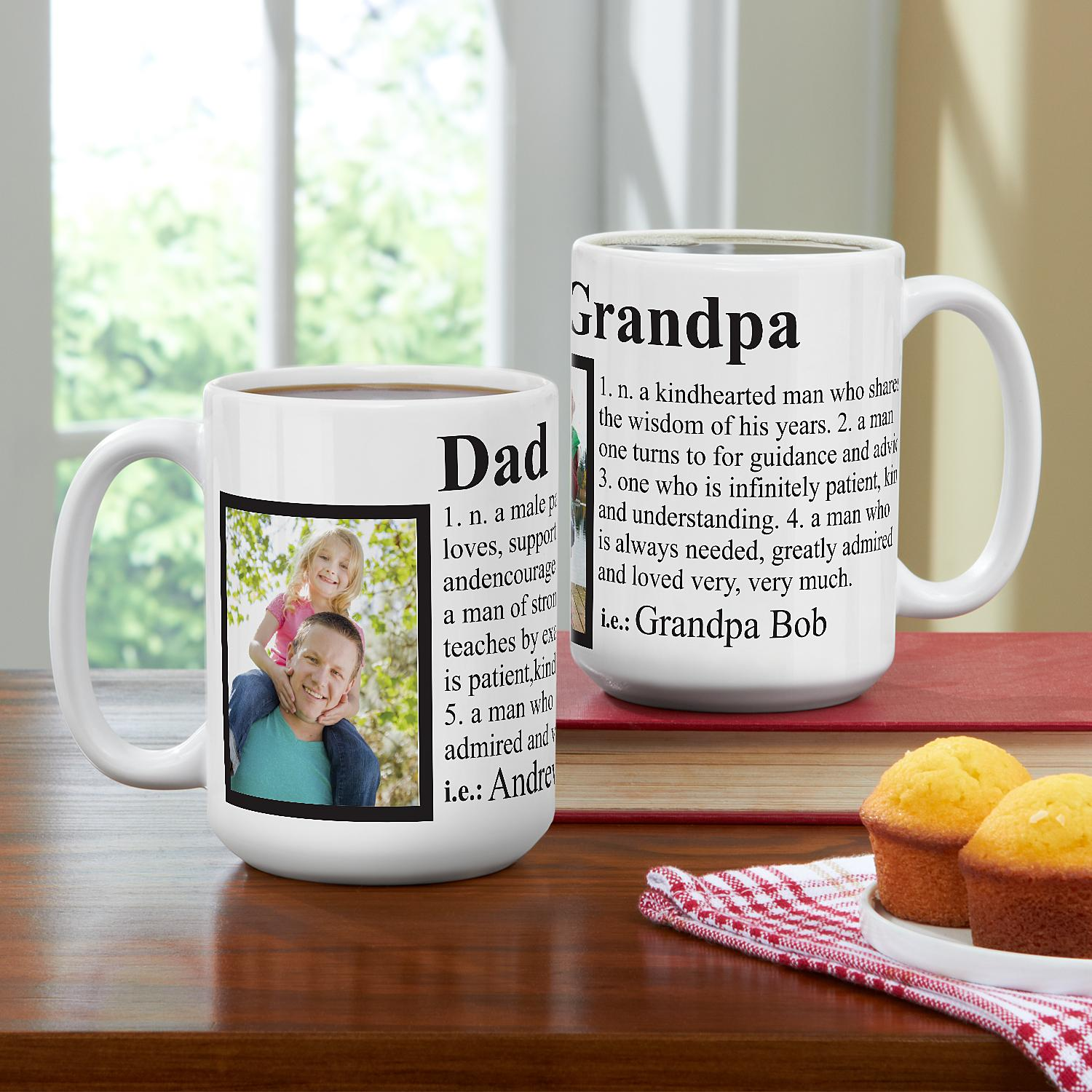 Personalized Definition Photo Mug Personal Creations