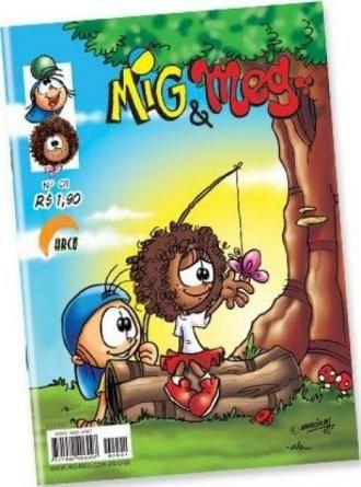 Os GIBIs Mig&Meg trazem histórias recheadas de humor, mensagens e valores apresentados de uma forma inteligente e apaixonante!