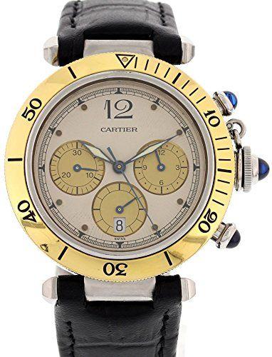 cartier pasha quartz mens watch 1032 certified pre owned cartier pasha quartz mens watch 1032 certified pre owned more