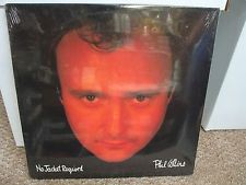 Phil Collins - No Jacket Required - LP - Sealed - 1985 - Atlantic $2-$15