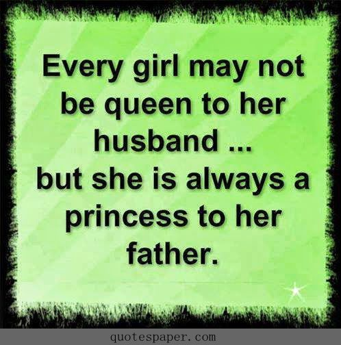 Father Son Quotes Tattoos Pin Fathers Day Quotes Happy: Girl Is A Princess To Her Father #quotes #sayings
