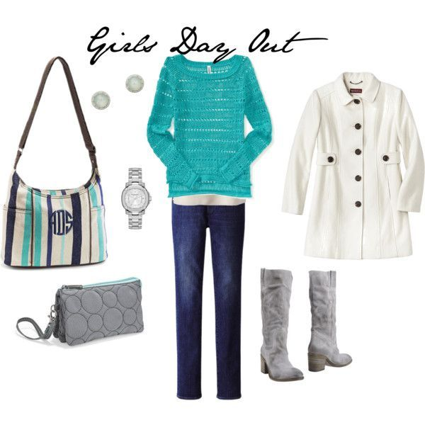 I am in love with this outfit! Featuring Thirty-One's Free To be Carry All & a Vary You Wristlet. So stylish! #ThirtyOne #ThirtyOneGifts