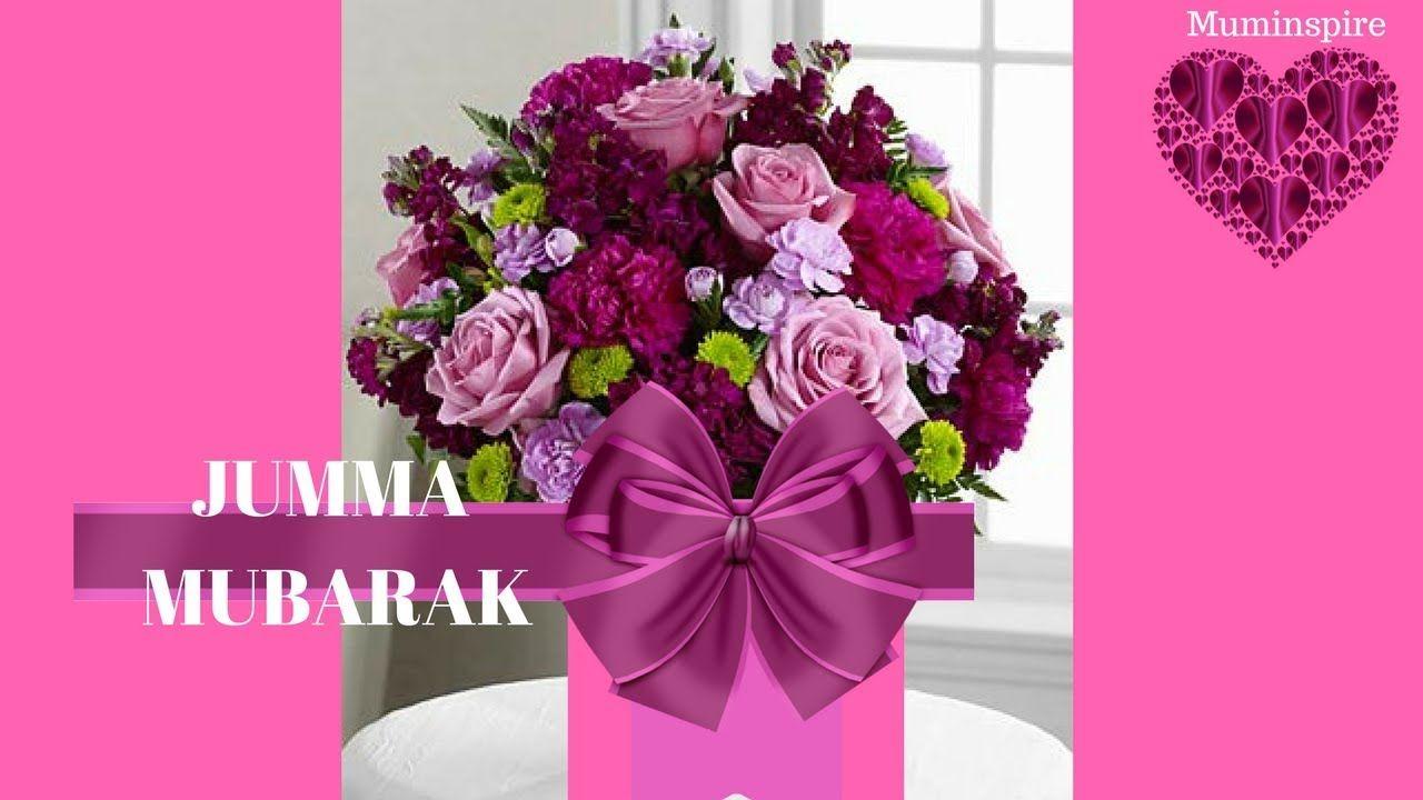 Jumma Mubarak Whatsapp Latest Greetings New Whatsapp Status