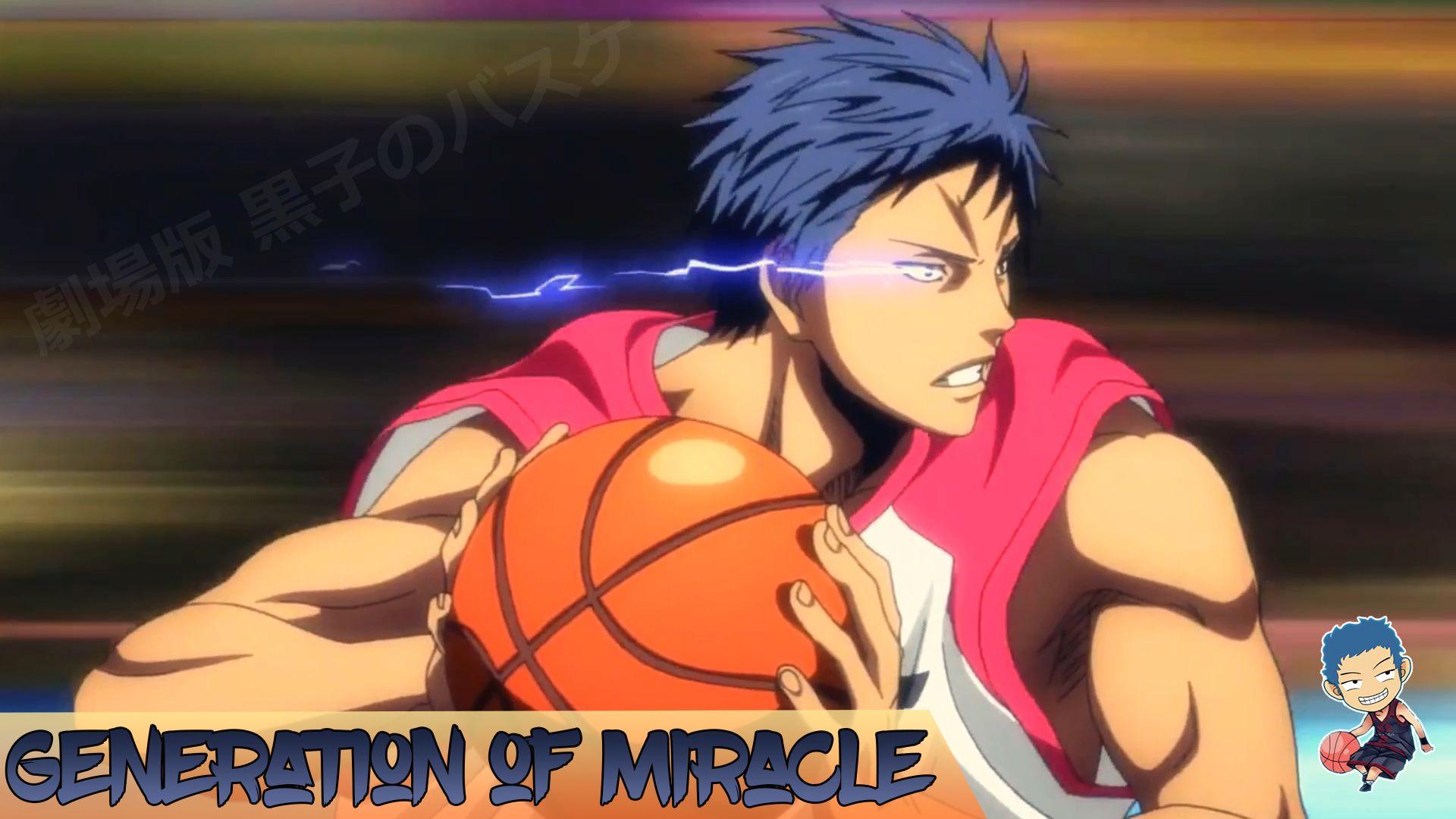 Kuroko No Basket Kuroko S Basketball Kuroko No Basuke Last Game