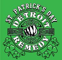 Rock out St. Patrick's Day Detroit Remedy Style