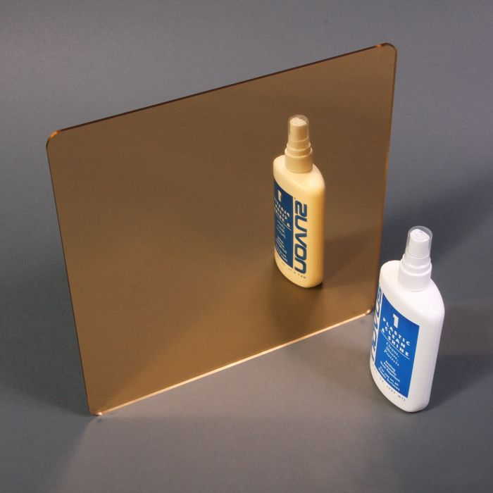 Plexiglass Acrylic Mirror 125 X 48 X 96 1300 Gold At Eplastics Acrylic Mirror Acrylic Mirror Sheet Security Mirrors