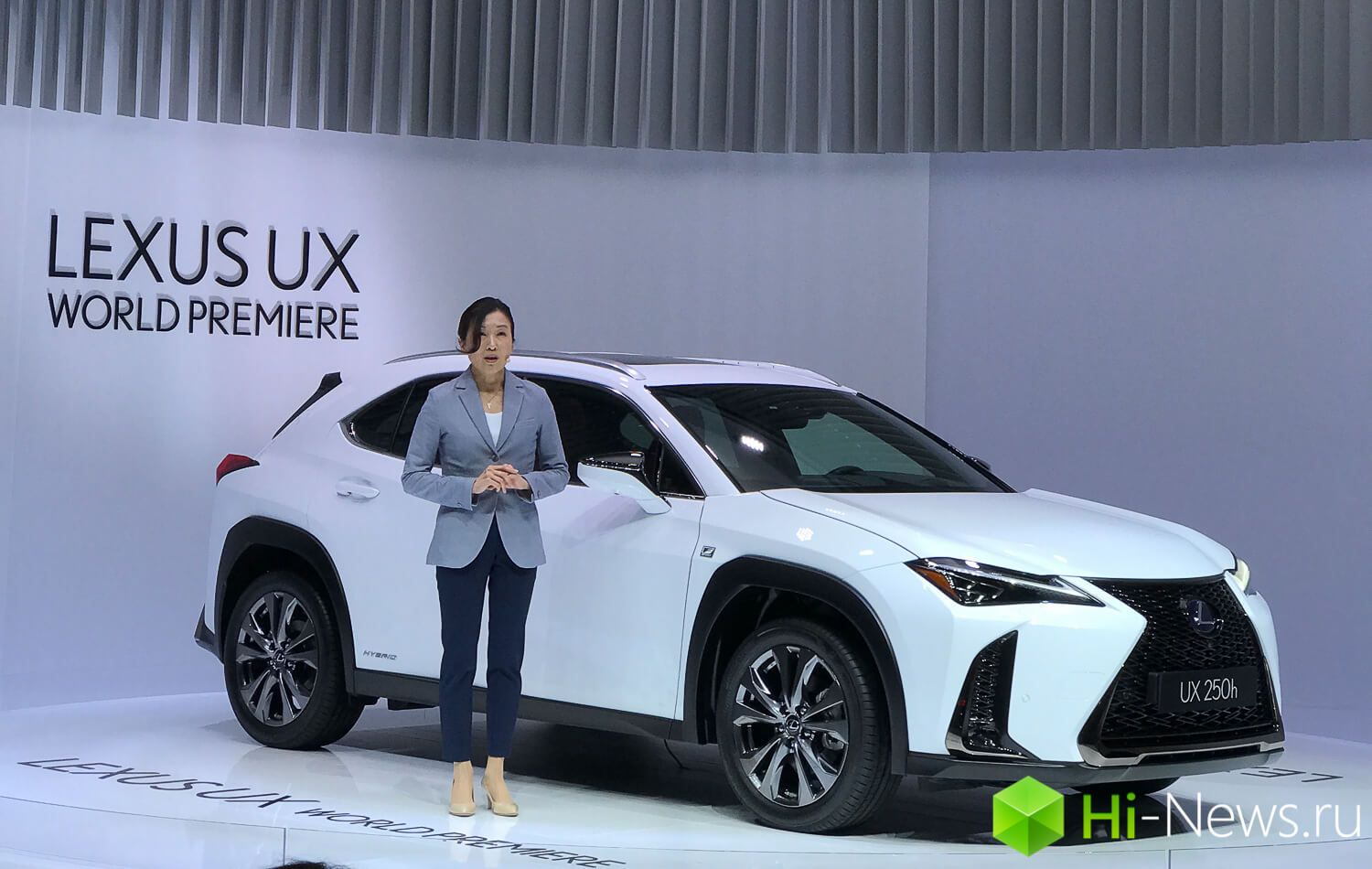 Your Self Driving Car We Will Show In 2020 An Interview With The Chief Engineer Of The Lexus Ux Lexus Self Driving Hybrid Car