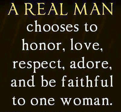 the quote applies to women who love and respect their husband that