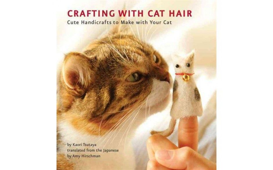 Crafting with Cat Hair - Tilaa nyt edulliseen hintaan! - AlphaGeek