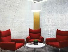 Delta Sky Club - Lounge/Wing Chair
