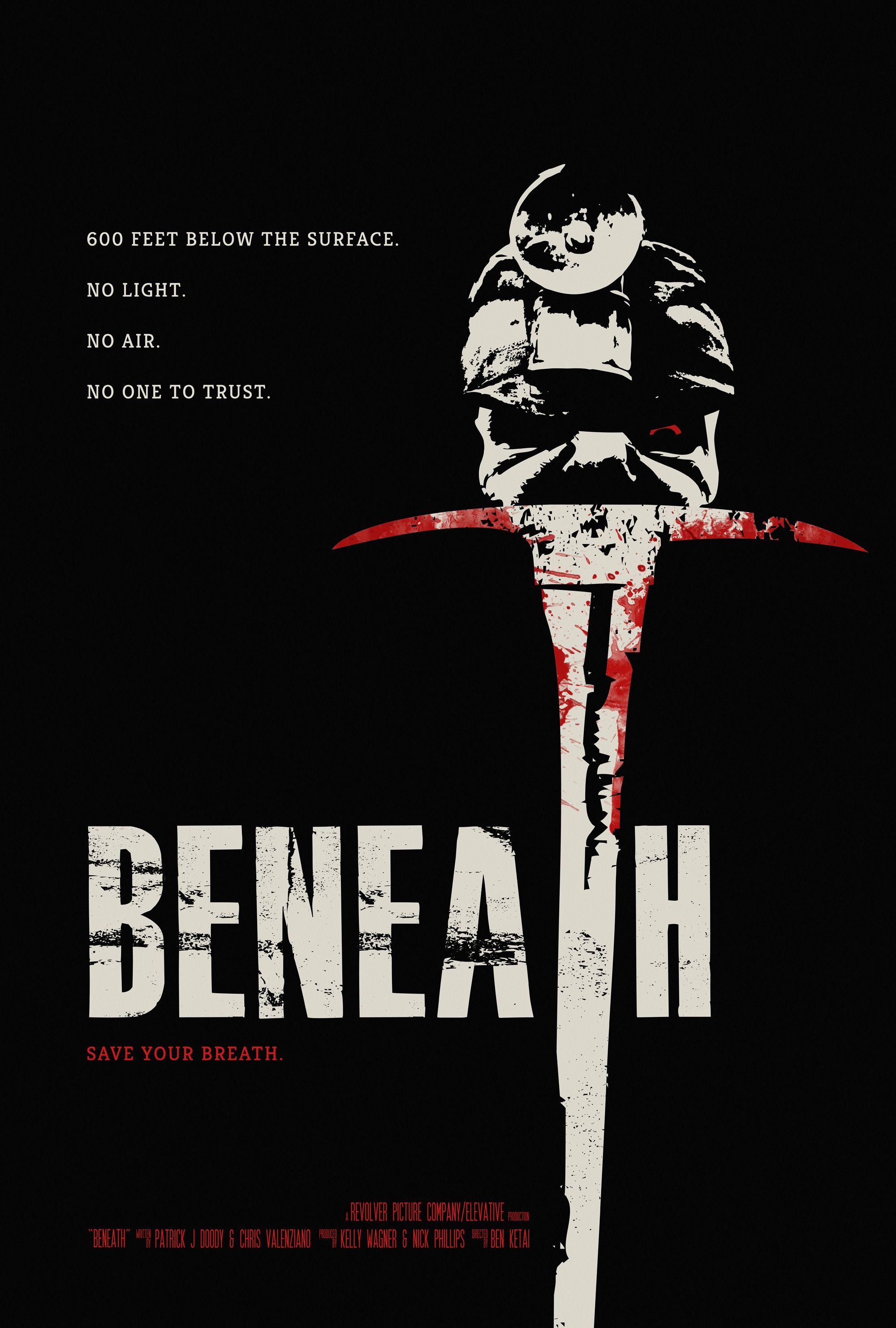 Beneath 2014 Movie Posters Movie Posters Design