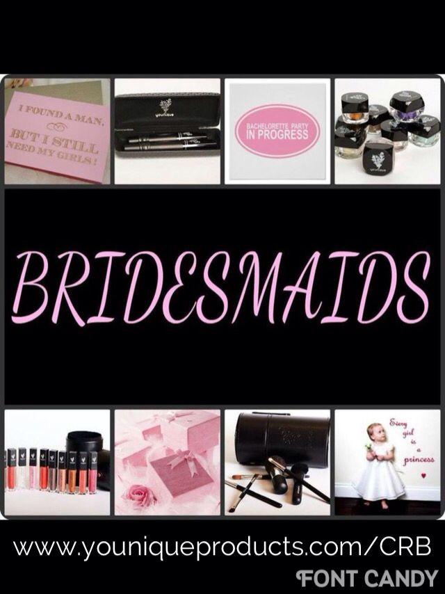 Great bridesmaid gifts