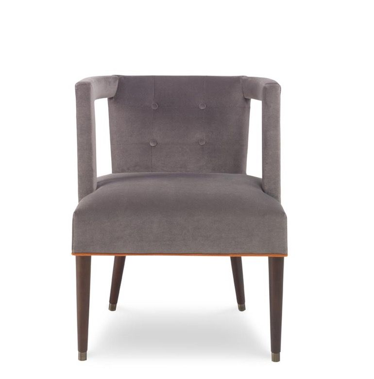 Eliza Chair upholstery furniture Pinterest Mid-century modern