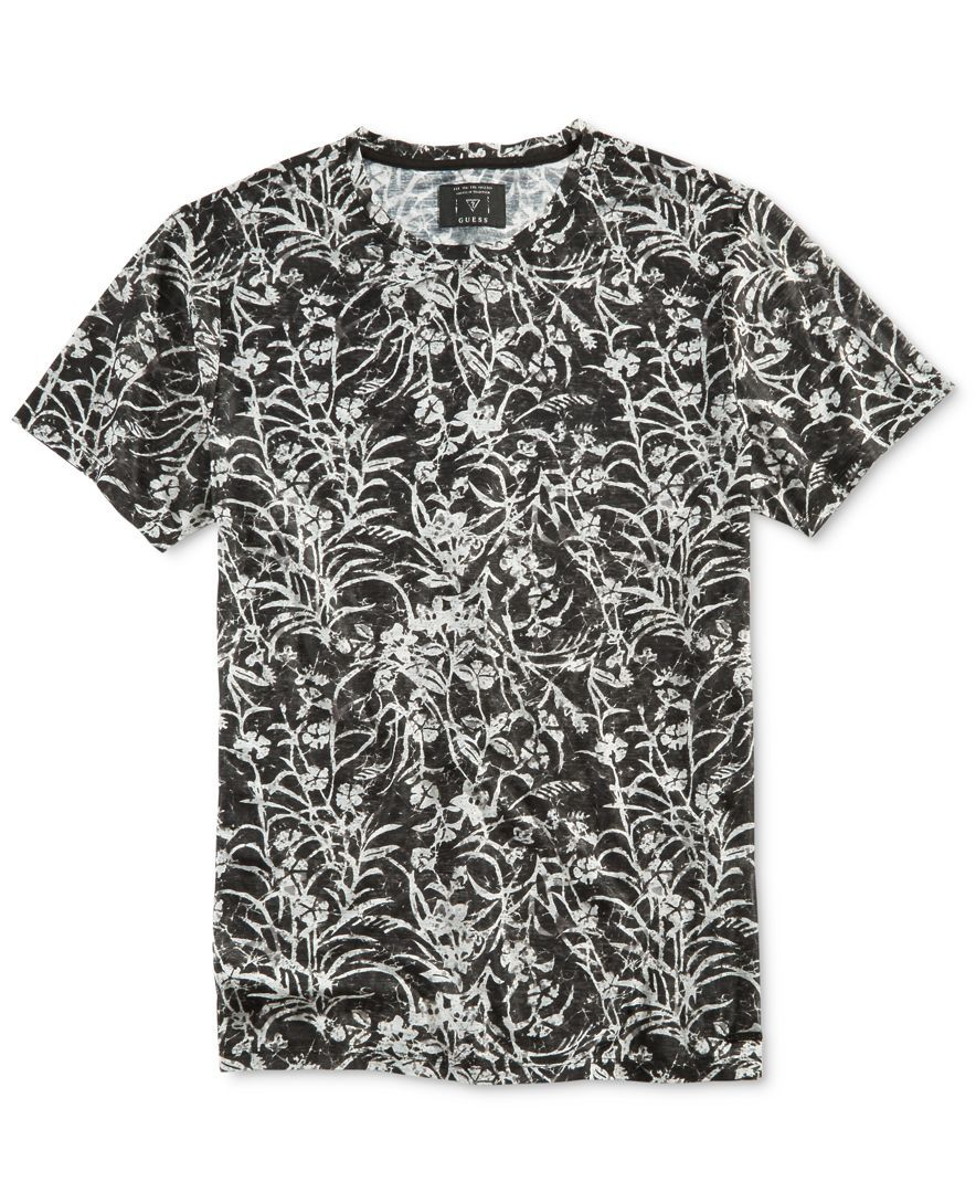 Guess Men's Wynn Batik T-Shirt
