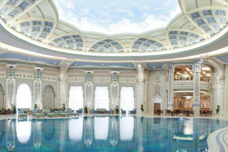 The ritz carlton riyadh saudi arabia pools hot tubs - Hotels in riyadh with swimming pools ...