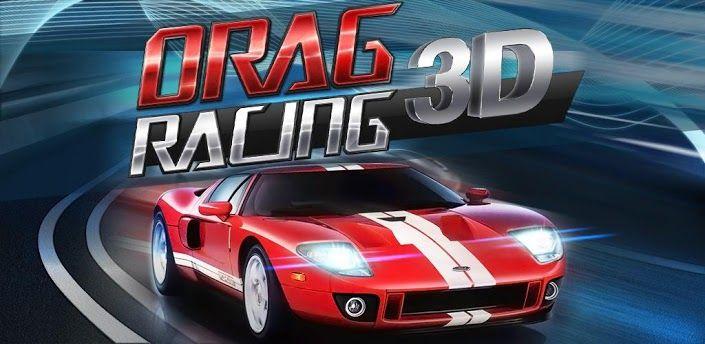 Скачать drag racing 3d для андроид.
