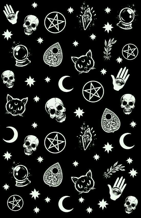 Black Magic Wallpaper
