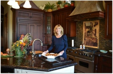 Kathy Petersen was featured on the Where Women Cook blog, Dec '11