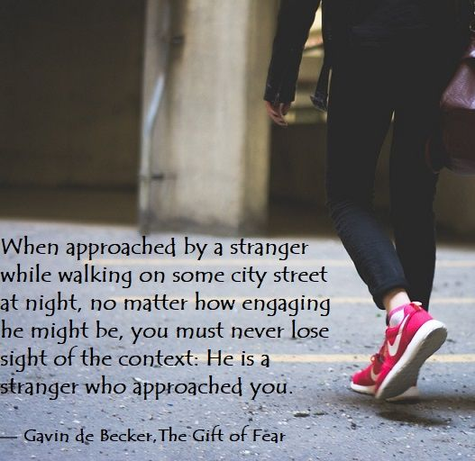 75 Insightful Quotes From The Gift Of Fear By Gavin De Becker