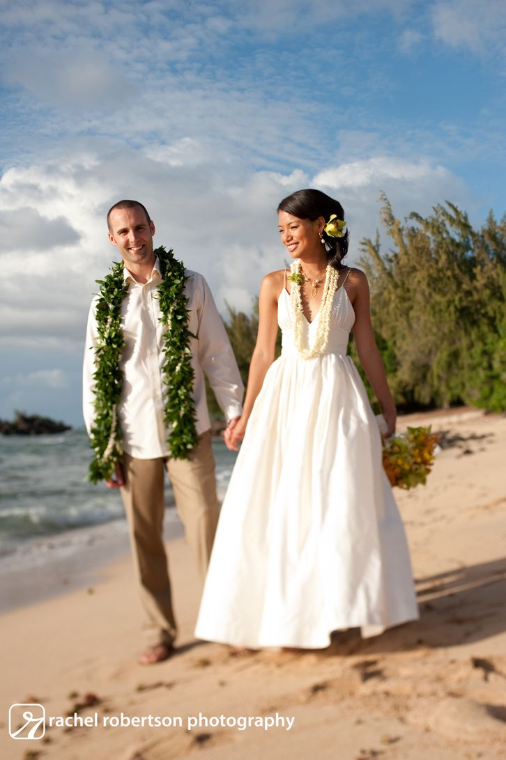 Hawaiian wedding dress i like the whole casual idea too work it the ultimate lei guide by passion roots hawaii wedding florist ombrellifo Images