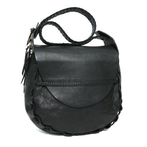 Canyon Satchel Bag - Black