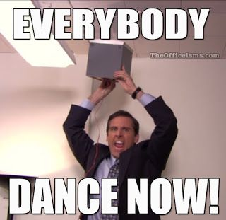 Everybody Dance Now Jpg 320 311 Office Humor Work Quotes Funny Everybody Dance Now