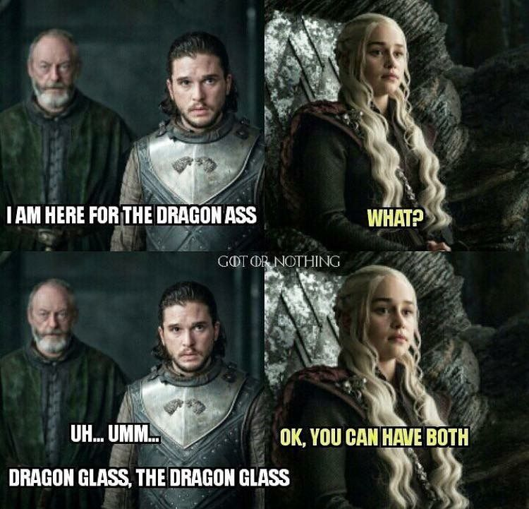 Pin by Angelina on Game of thrones   Game of thrones funny ...