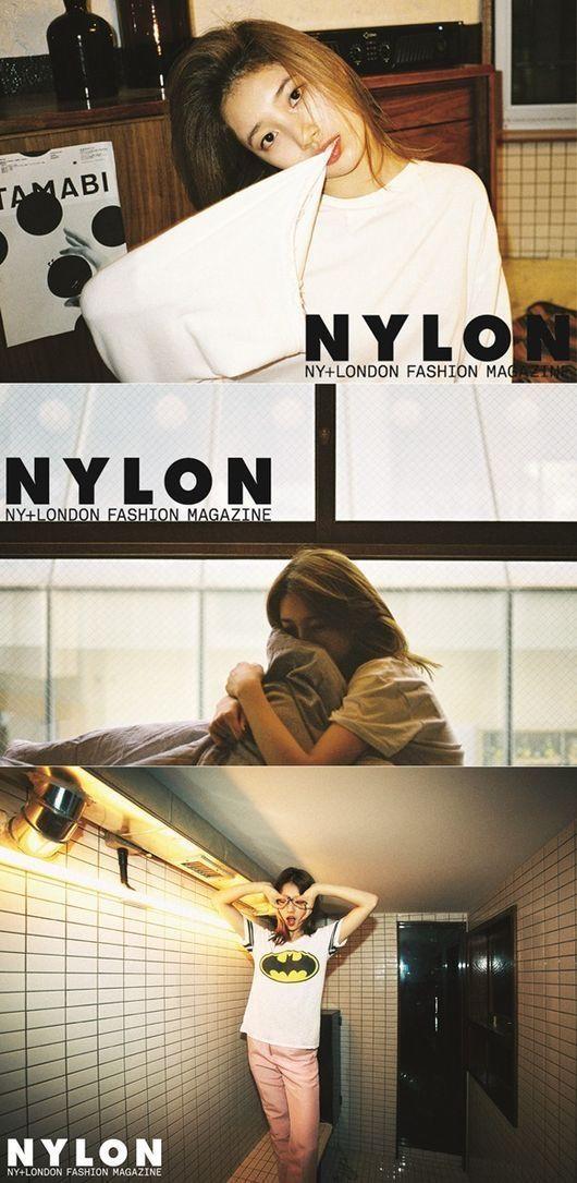 Edition Of Nylon Magazine