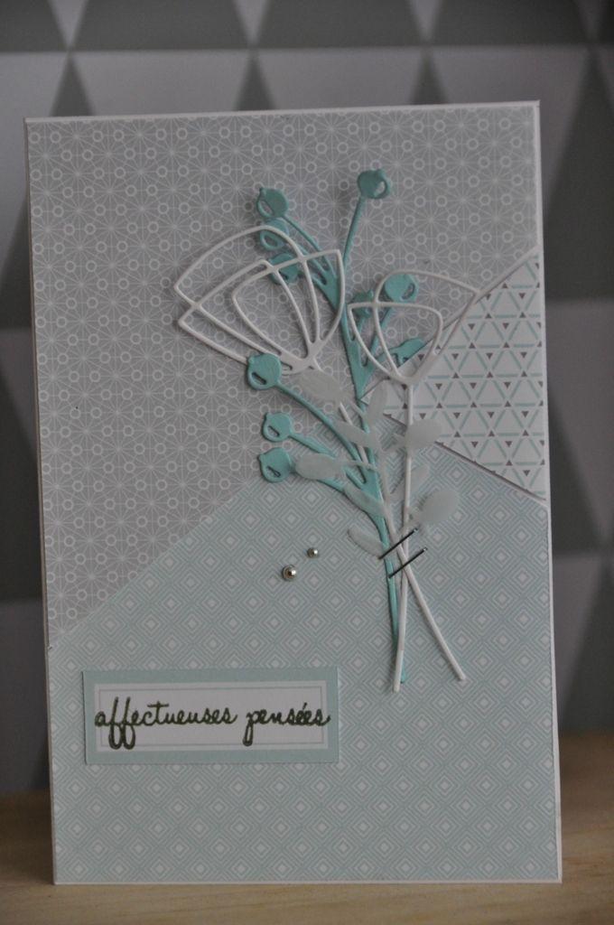 Condoleance adeline inspiration cartes pinterest cartes carterie et scrap - Simply carte grise ...