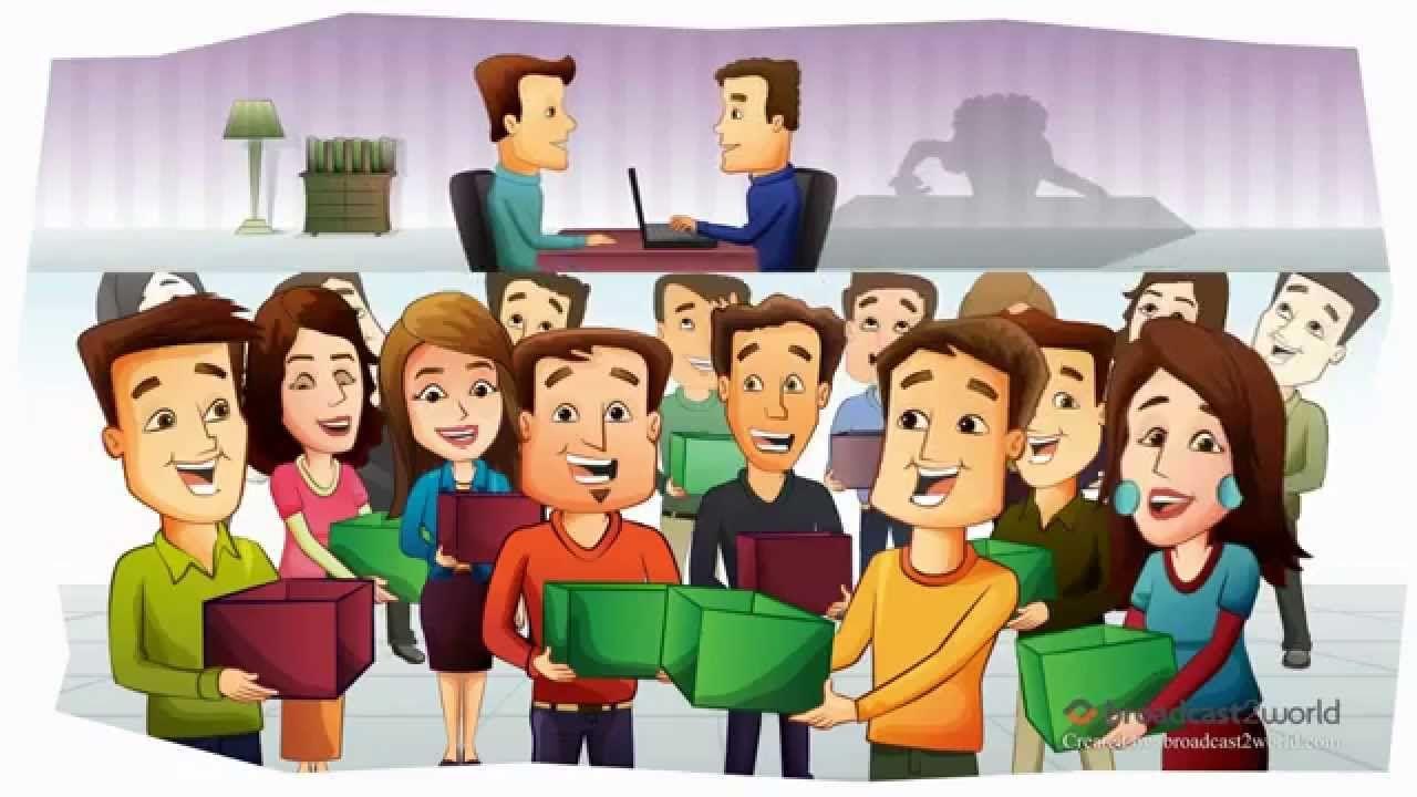Marketing Cartoon Video for Momensity   A Social mCommerce Platform
