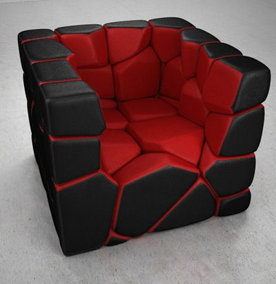 Funky Furniture  This Would Be So Awesome In My Future