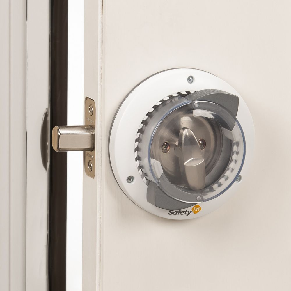Safety Door Locks : Kidsafe home safety st deadbolt door lock