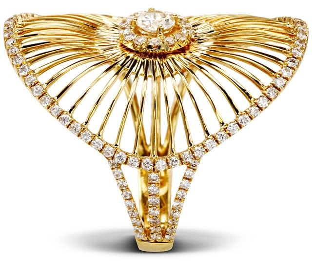 Sunshine - Rings | The hidden jewel of Beverly Hills