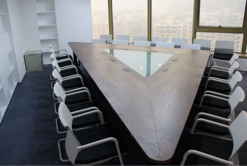 Large Triangular Tables Google Search Conference