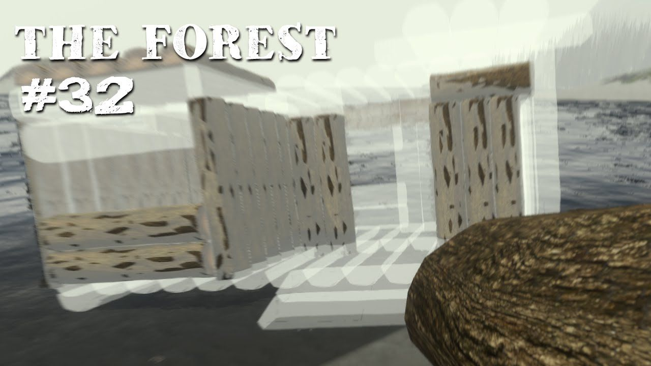 The Forest #32 [Facecam] - Nimmt langsam Form an - Let's Play The Forest