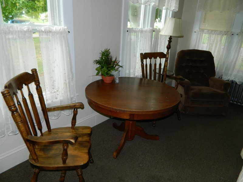 Contents Of Sun Room Including Lazy Boy Recliner Drop Front Beauteous Lazy Boy Dining Room Sets Decorating Inspiration