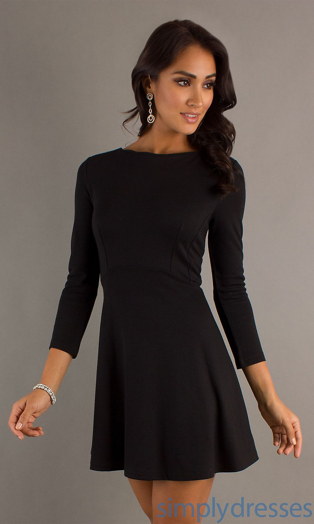 sleeve fit and flare dress by french connection fnds
