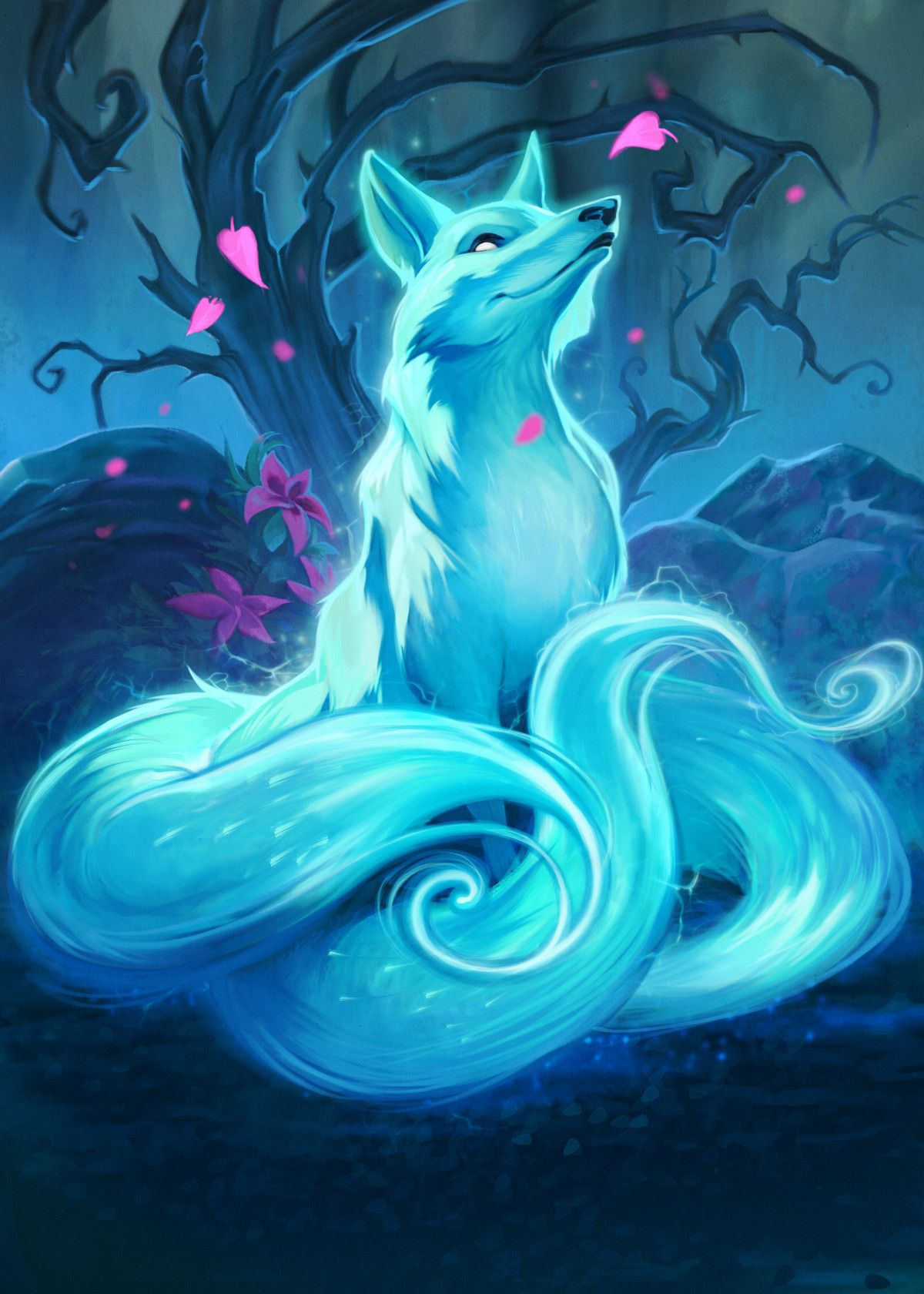 Photo of Blink Fox Hearthstone – Blizzard Wallpaper Metal Poster
