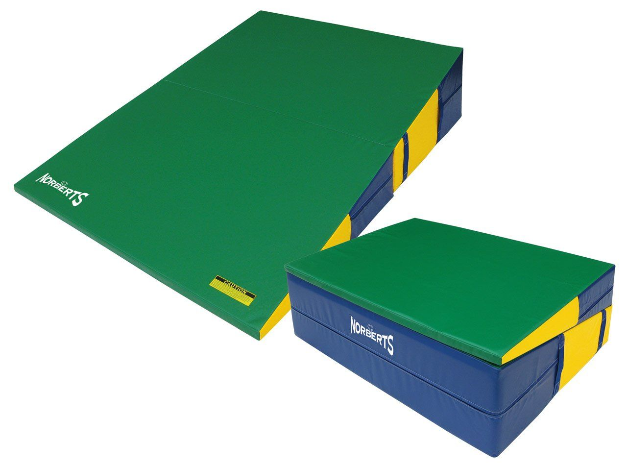 Norbert's Athletic Products Folding Incline Cheese Mat ...