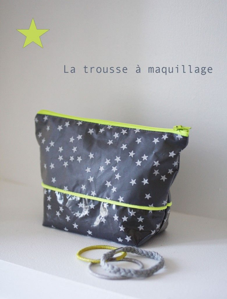 tuto trousse | Sewing | Couture sewing, Sewing accessories ...